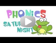 Phonics on a Saturday Night