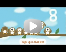 Ten Little Owls - Counting for Kids
